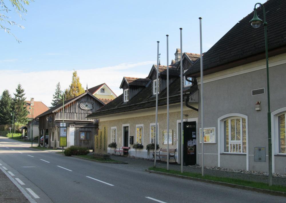 Wienerwaldmuseum Eichgraben Hauptstr. 17